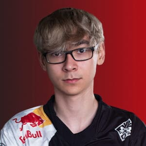 Portrait of TenZ wearing a jersey