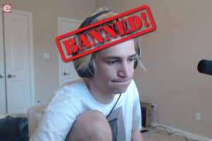 xQc BANNED on Twitch for Stream Sniping