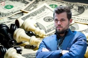 Magnus top earner of 2020