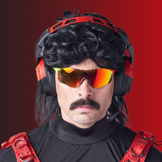 DrDisRespect cod warzone settings and gear