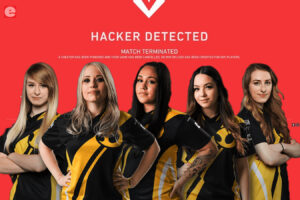 Valorant Cheater Caught Live Against Female Dignitas Team