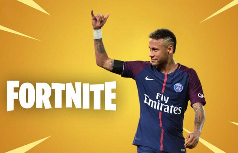 Fortnite Skin Of Neymar Jr, Challenges And Rewards Leaked