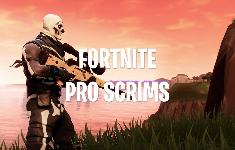 The Fortnite Tested Open Ang Aura Scrims For Competitive