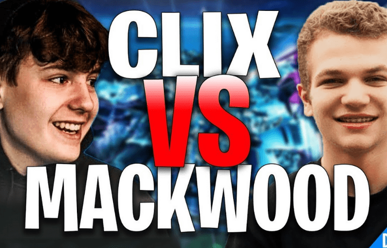 Clix Vs. Mackwood Gets Personal After The Trio Split In Fortnite