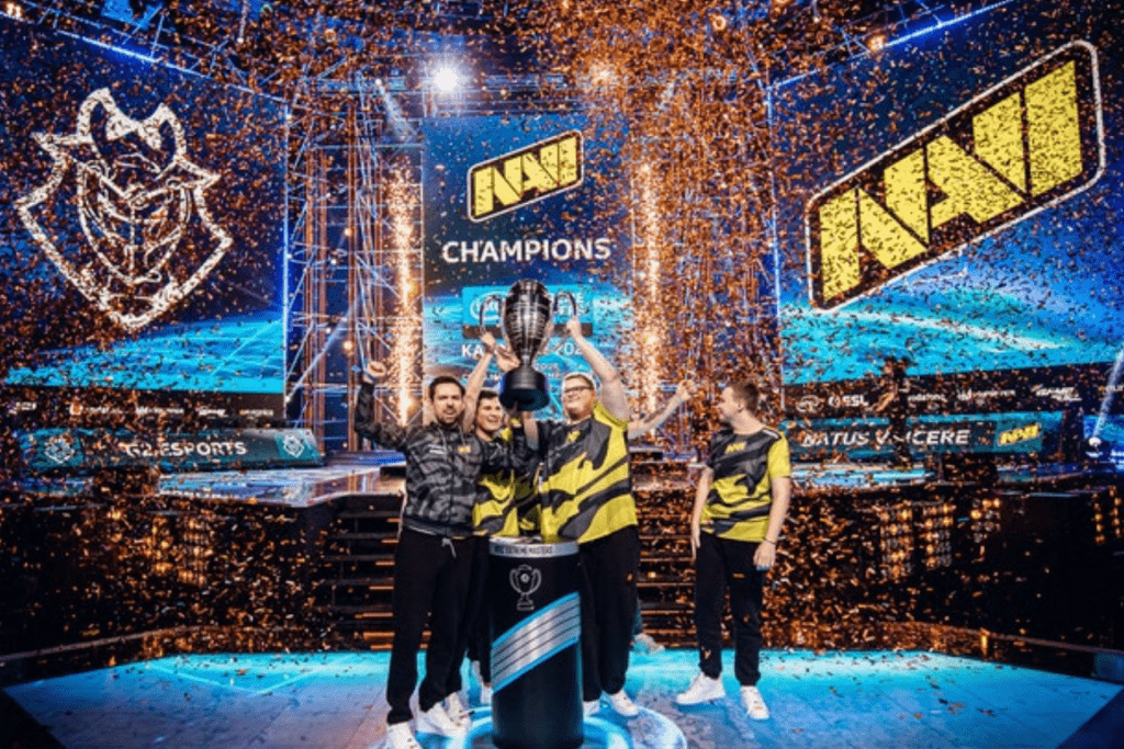 Na'Vi Is One Win Away From Winning The Intel Grand Slam Title After A Cologne Success