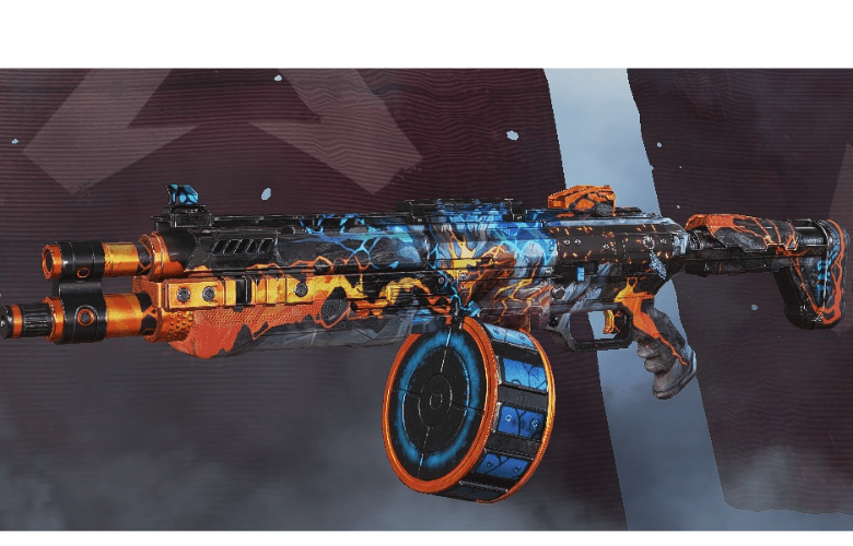 Respawn Entertainment's nerf radar might include EVA-8