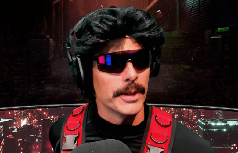 Dr Disrespect Will Be Filing A Lawsuit To Twitch For Permanently Banning Him Last Year