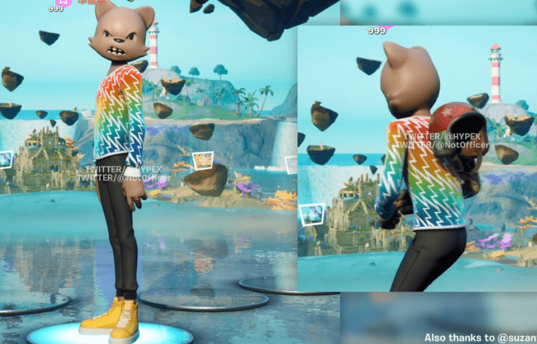 Janky outfit Fortnite