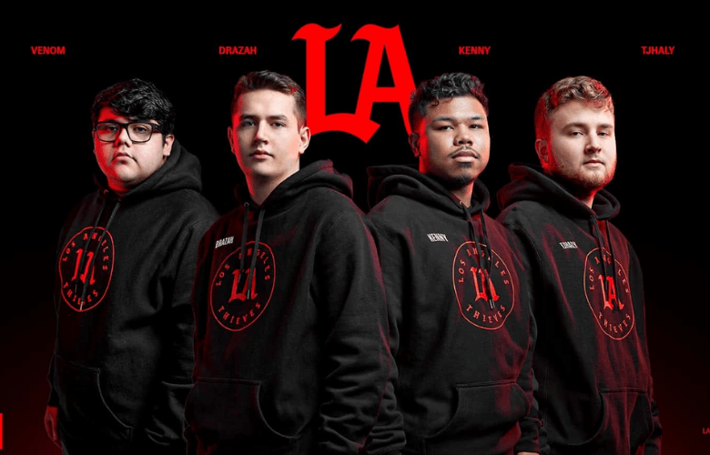 Los Angeles Thieves COD
