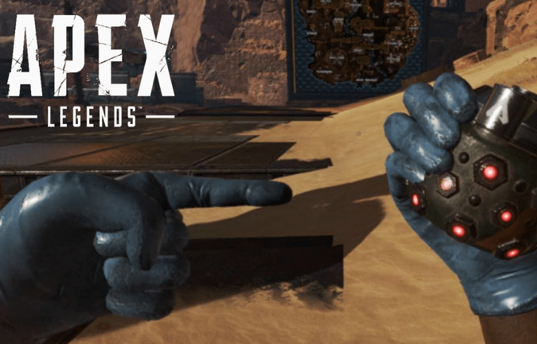 Using A Grenade, Apex Legends Player Bounces The Final Adversary Off The Map