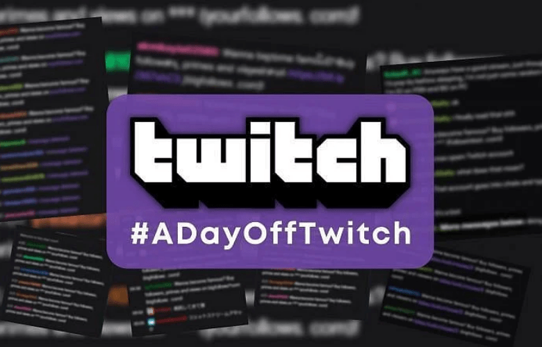 #ADayOffTwitch Appears To Have Resulted In A Minor Decrease In Viewership