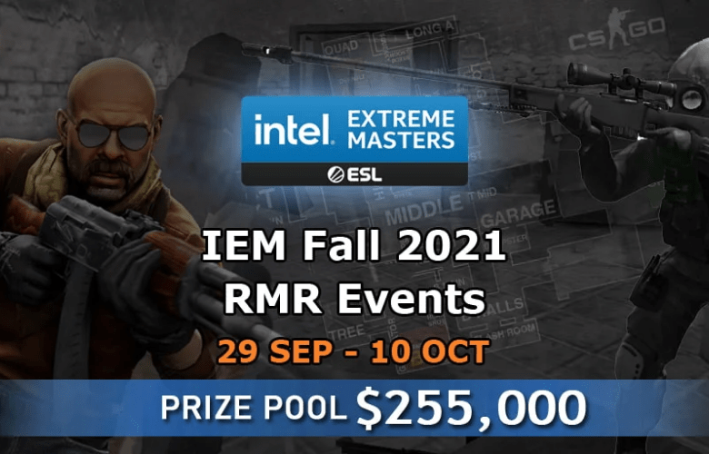 Here Are The Initial Matchups For IEM Fall