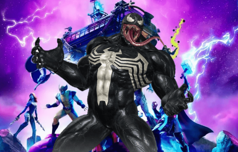 Leaks From The Fortnite Reveals That A New Venom Skin Is In The Works