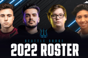 Seattle Surge Has Announced Their 2022 CDL Roster