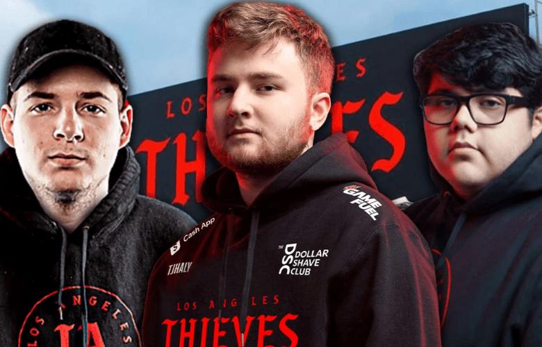 TJHaLy, John, and Venom Leave Los Angeles Thieves