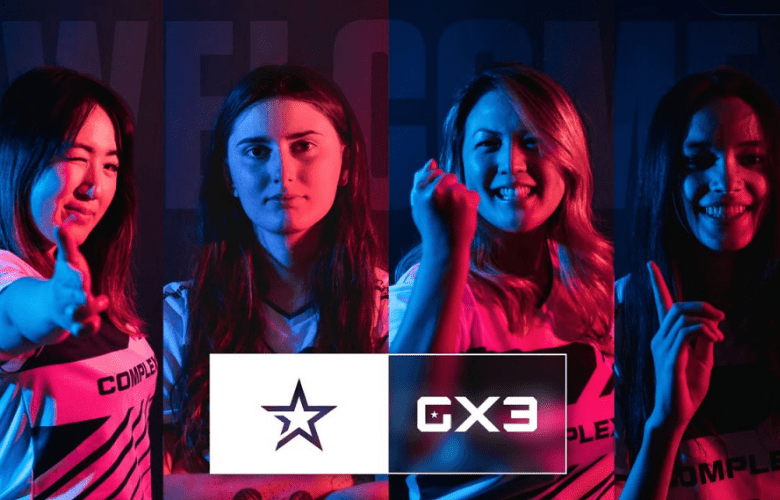 Welcome To The New Generation. All Women Valorant Team GX3 for VCT Game Changers